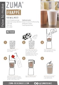 How to make Zuma Frappe